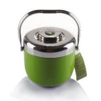 Quality Two Layers Stainless Steel Lunch Box with Handle 1.8L wholesale