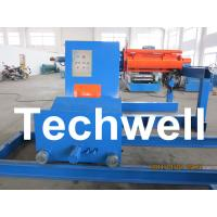 Quality Full Automatical Uncoiler Curving Machine With Loading Capacity of 5 / 7 / 10 / 15 Ton wholesale