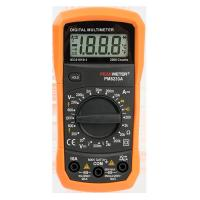 Buy cheap Electric Smart Pocket Handheld Digital Multimeter 2000 Counts DC AC Voltage from wholesalers