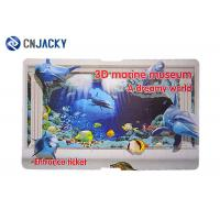 China TK4100 EM4200 T5577 RFID Chip Card , Contactless Smart Card For Game Ticket on sale