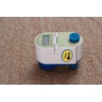 Quality IC Card Prepaid Smart Water Meter Touchless Type 15mm-20mm Vertical Installation wholesale