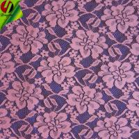 China 100% Polyester Lace Fabric Model 955 on sale