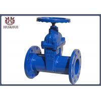 Water System Sluice Gate Valve , Balancing 6 Inch Fire Fighting Gate Valve