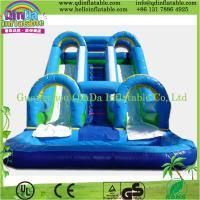 China inflatable water slide,inflatable slide,cheap inflatable water slide for sale on sale