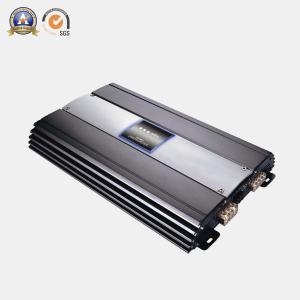 Quality Durable Precision CNC Machining Services Car Amplifier Aluminum Heat Sink Case wholesale