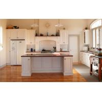 Buy cheap luxury solid wood kitchen cabinet from wholesalers