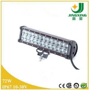 Quality 72w auto led light bar cree offroad led lightbar wholesale