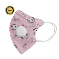 Quality BFE 90 Kn90 Cotton Kids Particulate Respirator Mask wholesale