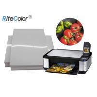 China Premium A4 4r Cast Coated Photo Paper Glossy White Surface For Inkjet Printer for sale