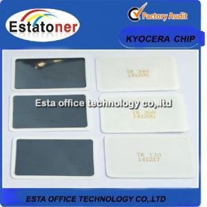China TK130 Chip Compatible Kyocera toner catridge chip for Kyocera on sale