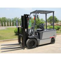 China High Efficiency Seated Electric Forklift , Small Electric Forklift 1.5 - 4.0 Ton on sale