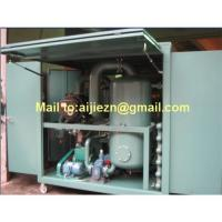 Quality High Vacuum Insulation Oil Purifier/Transformer Oil Filtration,Oil Reconditioning wholesale
