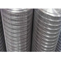 China 8 Gauge 3mm 75x75mm Welded Stainless Steel Wire Mesh on sale