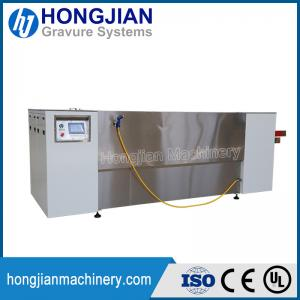 Quality Electroplating Machine Copper Plating Machine Copper Plating Bath Copper Plating Line Copper Tank for Gravure Cylinder wholesale