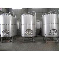 Quality SS Electric-Heating Agitator Tank For Soup, Beverage And Cosmetic 300litres Sanitary Price of Mixing Tank wholesale