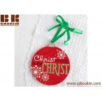 Quality Customized Christmas is for... Christmas Magnet Ornament Christmas tree Decoration wholesale
