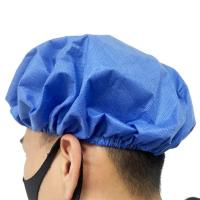 Quality Waterproof Disposable Head Cap With Single Or Double Elastic Available wholesale