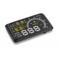 Engine Fault Alarm Wireless Heads Up Display W02 , Android Hud Display PC + ABS Material