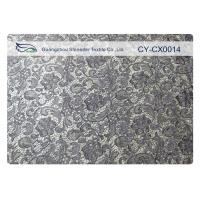 Quality Lace Embroidered Fabric wholesale