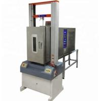 Buy cheap Automatic Control High Low Temperature Test Chamber With Tensile Testing Machine from wholesalers