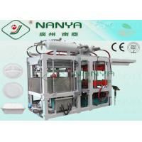 China Top Grade Packaging Machinery Paper Plate Food Container Machine 7000Pcs / H on sale