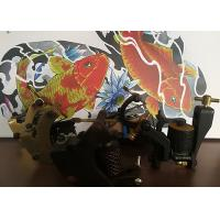 Quality Non - Disposable Rotary Tattoo Gun Machine Low Noise With Stable Performance wholesale