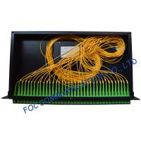 Quality High Stability Fiber Optic Splitter 1 × 36 , Rack Mount Local Area Network lan splitter wholesale