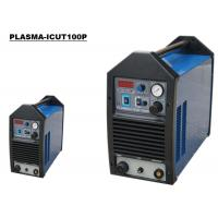 Quality 100A Portable Inverter Plasma Cutting Machine Three Phase For Metal Sheet Cutting wholesale