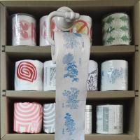 Quality funny toilet paper  3 layer 200 sheets 100% wood virgin pulp printed toilet paper supplier wholesale