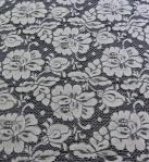 Quality Lady Garments / Dress Lace Trim Fabric FNC0764 Nylon Lace Fabric Colorful wholesale