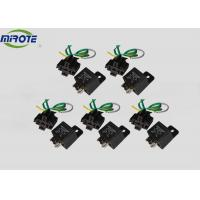 China 5 Pin 24V 40 Amp Micro Relay With Socket Automotive Wiring Harness Kits 5 Pre-wire pcb mount relay socket on sale