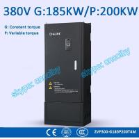 185kw 200kw Low Voltage frequency converter motor pump 50Hz/60Hz AC drive CNC Variable-Frequency Drive VFD AC-DC-AC