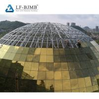 Cheap Prefabricated Steel Space Frame Structure Function Hall Design for Wedding for sale
