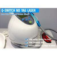 China 1064nm Yag Laser Tattoo Removal Machine , Q Switch Laser For Face on sale
