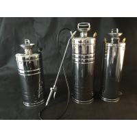 Buy cheap Portable Concrete Curing Compound Sprayer / 3.5 Gallon Stainless Steel Sprayer from wholesalers