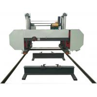 Buy cheap Band Saw Machine Big Timber ripping horizontal Cutting machine for large wood from wholesalers