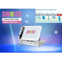 Quality White HIFU Facelift Machine With 2 Treatment Heads For Skin Complexion Improving wholesale