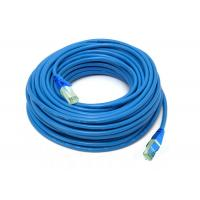 Quality CAT6 RJ45 Copper Lan Cable FTP SFTP Jumper 4×7*0.16 Cu 5.2mm 24awg 20m Network Jumpe wholesale