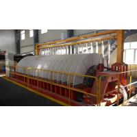 China High Efficiency Solid Liquid Separation Equipment 1~240m2 Filtration Area on sale
