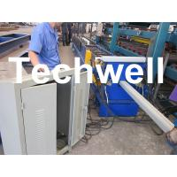 Quality Automatic Custom Downspout Roll Forming Machine for Rainwater Downpipe wholesale