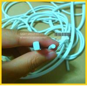 Quality Silicone Foam tubing;silicone rubber foam strip;Closed Cell Silicone Foam Rubber Cord wholesale