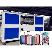 China Suitcase / Luggage Making Machine / Fully Auto Type Vacuum Forming Machine (Left And Right Type) on sale