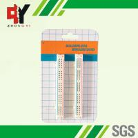 Quality 2×50 Tie Point Mini Solderless Electronics Breadboard For Arduino White Plate wholesale