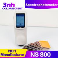 Quality 3nh Chroma Meter Portable Spectrophotometer NS800 Optical Geometry 45/0 Color Tester wholesale