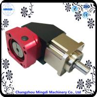 China IP65 Worm Gear Speed Reducer Low Carbon High Alloy Steel 5W - 1500W on sale