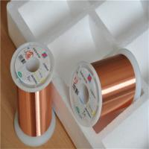 Quality 0.012-0.8mm super fine solderable polyurethane Enamelled Copper Wire for Relays / Transformer /Solenoids Coil / Motors wholesale