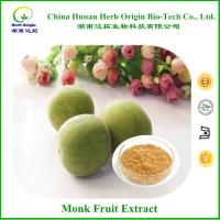 13 Years Experience Provide High Purity Sweetener Monk Fruit extract Mogroside 1-80%,Mogroside V1-60%