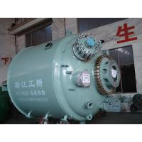 Quality Smooth surface glass lined chemical , pharmaceutical reactors -0.1Mpa~1Mpa Pressure wholesale