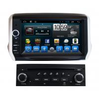 Quality 2 Din Radio Car Touch Screen Peugeot Navigation System 208 Peugeot 2008 wholesale