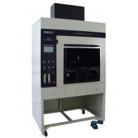 Quality Horizontal Flammability Test Apparatus , Standard Ul 94 Test Equipment 220V wholesale